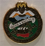 Philadelphia Police and Fire Pipes and Drums Pin