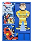Joey Magnetic Pretend Play