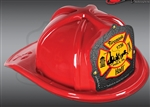 Fireman' s Hall Museum Fire Kids Fighter Hat