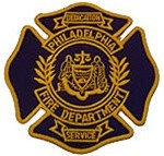 Philadelphia Fire Department Patch