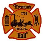 Fireman's Hall Museum Patch