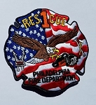 Philadelphia Fire Department  Patch Rescue 1