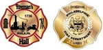 Fireman's Hall Museum Challenge Coin