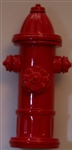 Die Cast Fire Hydrant Pencil Sharpener