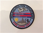 Philadelphia Fire Department  Patch Fire Code Unit