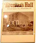 POSTER- Fireman's Hall- General Taylor Steam Forcing Hose Company