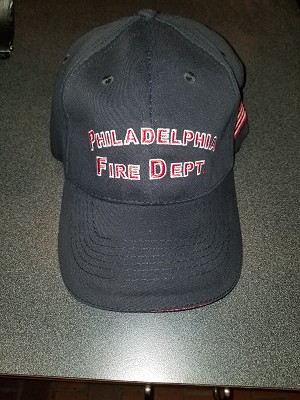 Philadelphia Fire Department FlexFit Hat