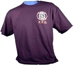 Children's PFD Diamond Plate Logo T Shirt