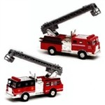 Die-Cast Toy Fire Truck
